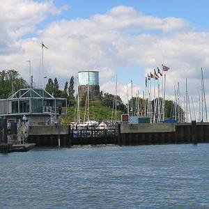 Shotley Marina Annual Lock Maintenance