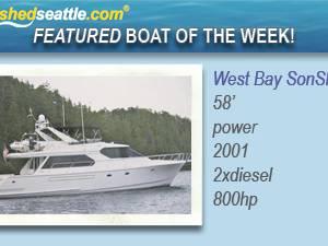 West Bay SonShip 58 Motoryacht
