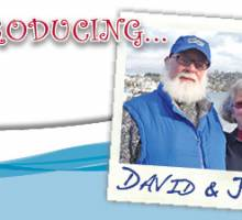 Welcome Aboard David & Jane Ritchey