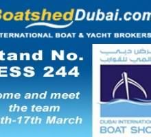 Boatshed sails into Dubai