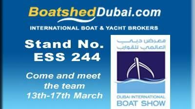 Boatshed sails into Dubai