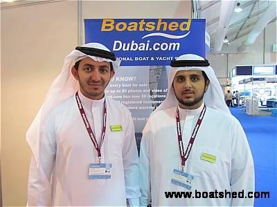 New Boatshed in Dubai