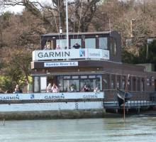 50th Anniversary Hamble Warming Pan at Hamble River Sailing Club
