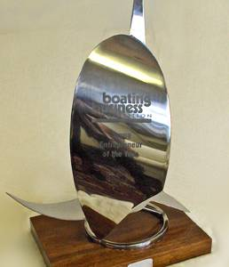 "Boatshed.com wins ""The Young Entrepreneur of the Year 2007"""