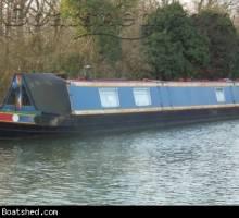 I Love Historic Narrowboats
