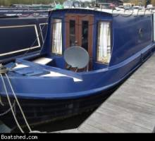 Boat of the Moment: Narrowboat 57ft with Mooring