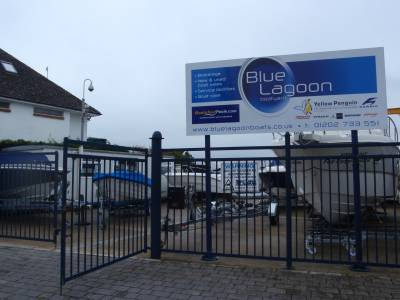 BOATSHED POOLE HAVE RELOCATED OFFICES