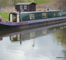 Lovely liveaboard narrowboat