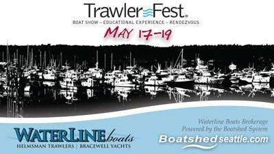 TrawlerFest Anacortes – May 17-19