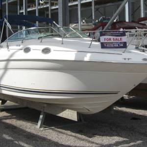 Just Listed - Sea Ray 260 DA Sundancer
