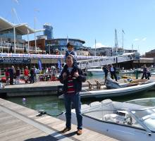 Powerboat & Rib show 2012