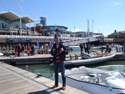 Powerboat & Rib show 2012