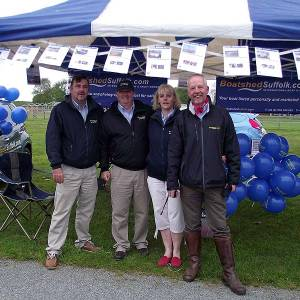 A Great Day Out for the Boatshed Suffolk Team