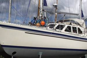 New Instructions – Nauticat 43 for sale