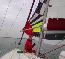 Southsea Marina Sea School – Coastal and Day Skippers all in the same boat!