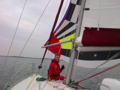 Southsea Marina Sea School – Coastal and Day Skippers all in the same boat!