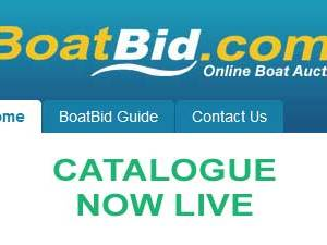 New selection of boats up for auction this Summer