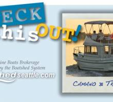 Thinking About A Camano 31 Trawler?