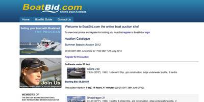 Boatbid Auction - Grab a bargain!