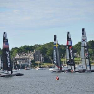 America's Cup Newport Schedule of Events
