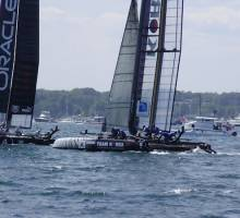 America's Cup World Series Prequals Update