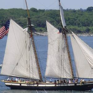 More on Tall Ships Newport RI