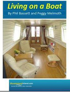 Boatshed Inland Launches Free ebook: Living on a Boat