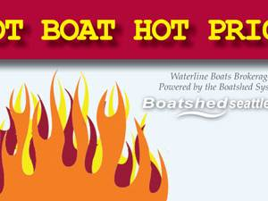 Hot Boat at a Hot Price!