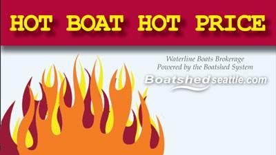 Hot Boat at a Hot Price!