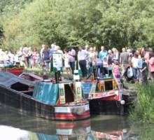 Linslade Canal Festival 2012