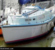 Boat of the Moment: Snapdragon 24
