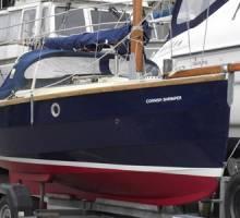 New Instructions – Cornish Shrimper 19 For Sale