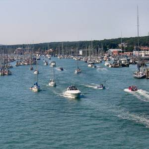 Cowes Week 11-18 August 2012