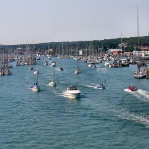 Cowes Week 11-18 August 2012