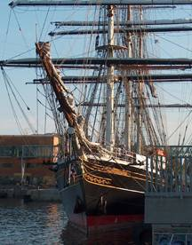 Tall Ships Race in Barcelona