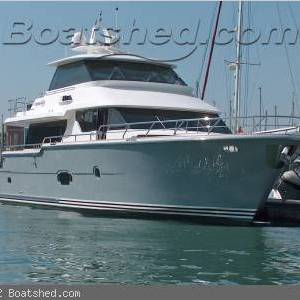 Horizon Vision 74 Cockpit Motor Yacht for sale