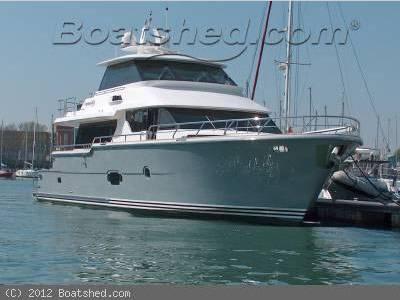 Horizon Vision 74 Cockpit Motor Yacht for sale