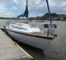New Listing - Westerly Fulmar 32