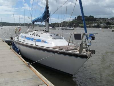 New Listing - Westerly Fulmar 32