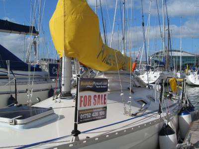Performance racing yacht Open 30 for sale