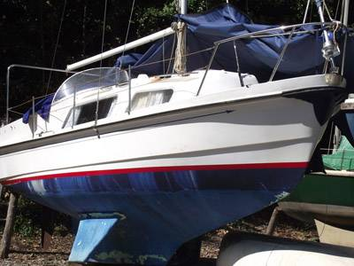 New Instructions – Kent 27 Motor Sailer for sale