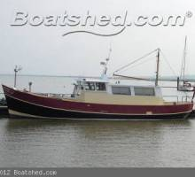Featured Boat: Dutch Trawler MFV