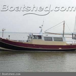 Featured Boat: Dutch Trawler MFV