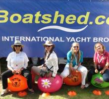 Come and meet the Boatshed.com brokers at the PSP Southampton boat show