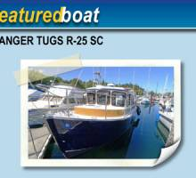 This Ranger Tugs Shows As New and Nearly Is!
