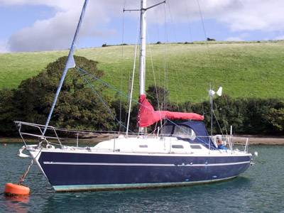 New Instructions – Contessa 34 for sale