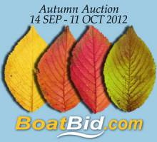 BoatBid - Autumn Auction!