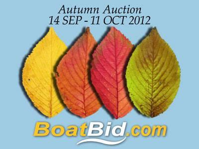 BoatBid - Autumn Auction!