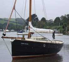 New Instructions – Cornish Shrimper 19 For Sale