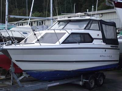 New Instructions – Bayliner 2452 diesel for sale